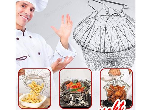 RỔ INOX CHEF BASKET